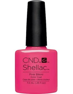 SHELLAC PINK BIKINI 15ml NEW JUMBO CND