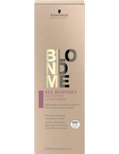 BM ALL BLONDES TRACTAMENT LLEUGER CAB.FI 200ml SCH