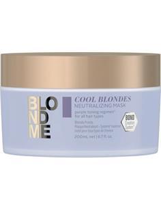 BM COOL BLONDES TRACTAMENT 200ml SCH
