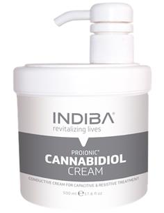 PROIONIC CREM CANNABI FACE 500ML NEW IPC0144 IND