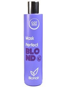 BIOHAIR PERFECT BLOND MASK 400ml. COQ