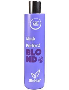 BIOHAIR PERFECT BLOND MASK 200ml. COQ