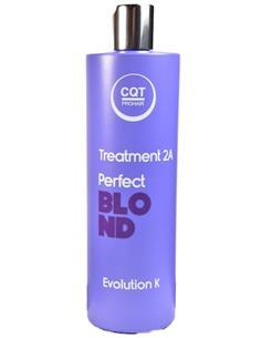 BIOHAIR PERFECT BLOND TREATMENT-2A  800ml. COQ