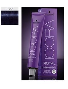 IGORA FASHION LIGHTS L-22  60ml    SCH