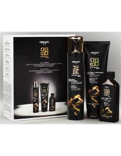 KIT ARGABETA UP ARGAN NEGRE BENESSERE  DIK