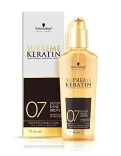 """SUPREME KERATIN"" (7) SERUM POTENC.BRILLO 75ml SCH"