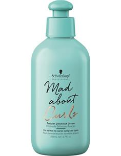 MAD ABOUT CURL CREMA DEFINICIO 200ml SCH