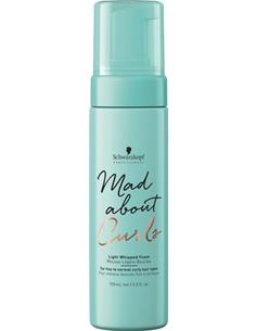 MAD ABOUT CURL ESPUMA LIGHT WHIPPED 150ml SCH