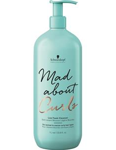 MAD ABOUT CURL XAMPU LOW FOAM 1000ml SCH