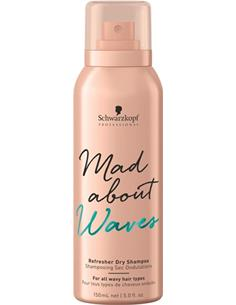 MAD ABOUT WAVES XAMPU EN SEC 150ml SCH