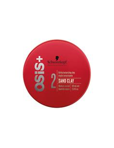 OSIS SAND CLAY 85ml.           SCH