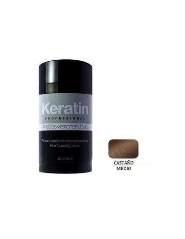 KERATIN PRO CASTANY MIG(FIBRES KERATINA)12,5gr THE