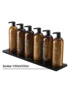BASE - REPOSA XAMPUS 1000ml FUSTA (X6)    PM