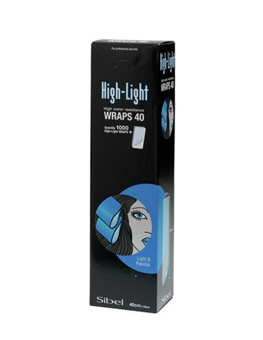 PAPER PER METXES HIGH-LIGHT WARPS 40cm 1000u SIN