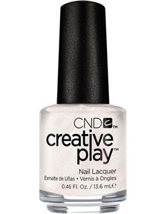 CREATIVE PLAY BRIDECHILLA (BLANC) 13,6ml CND