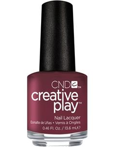 CREATIVE PLAY CURRANTLY SINGLE (ROJO) 13,6ml CND