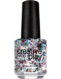CREATIVE PLAY GLITTABULOUS (PURPURIN) 13,6ml CND