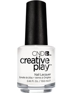 CREATIVE PLAY I BLANKED OUT 13,6ml (BLANC) CND
