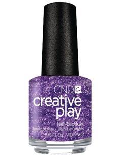 CREATIVE PLAY MISS PURPLELARTY (LILA) 13,6ml CND