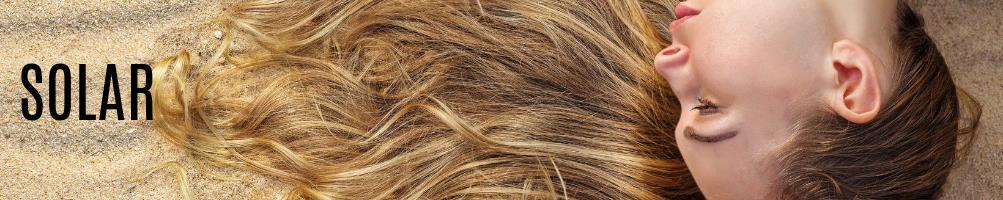 Protecció solar pel cabell