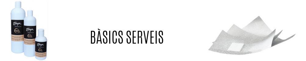 Bàsics serveis