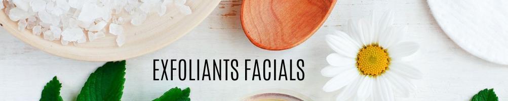 Exfoliants facials